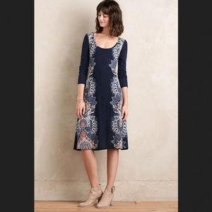 Anthropologie Eira Sweater Dress